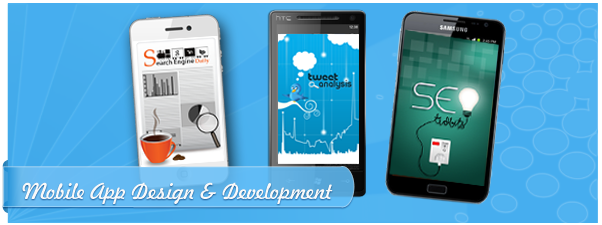 Mobile App Design & Developement
