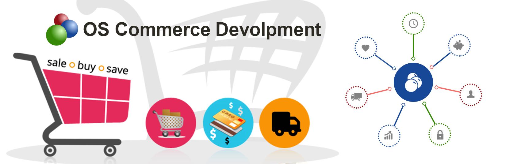 OsCommerce Web Development