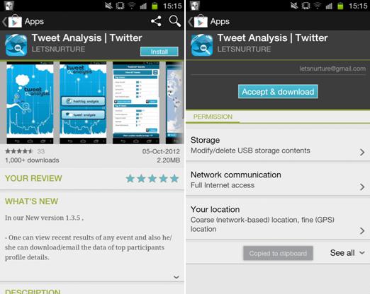 tweet analysis, tweet analysis apps