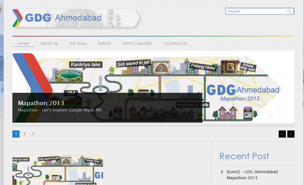 Google-Developer-Group-Ahmedabad