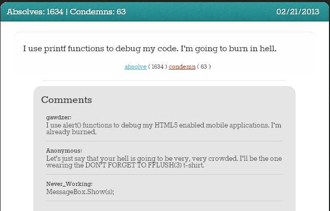 Poor Coding