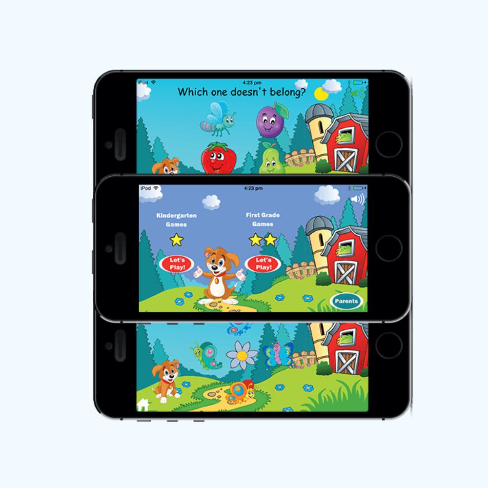 SmartPuppy – an Interactive Game Application