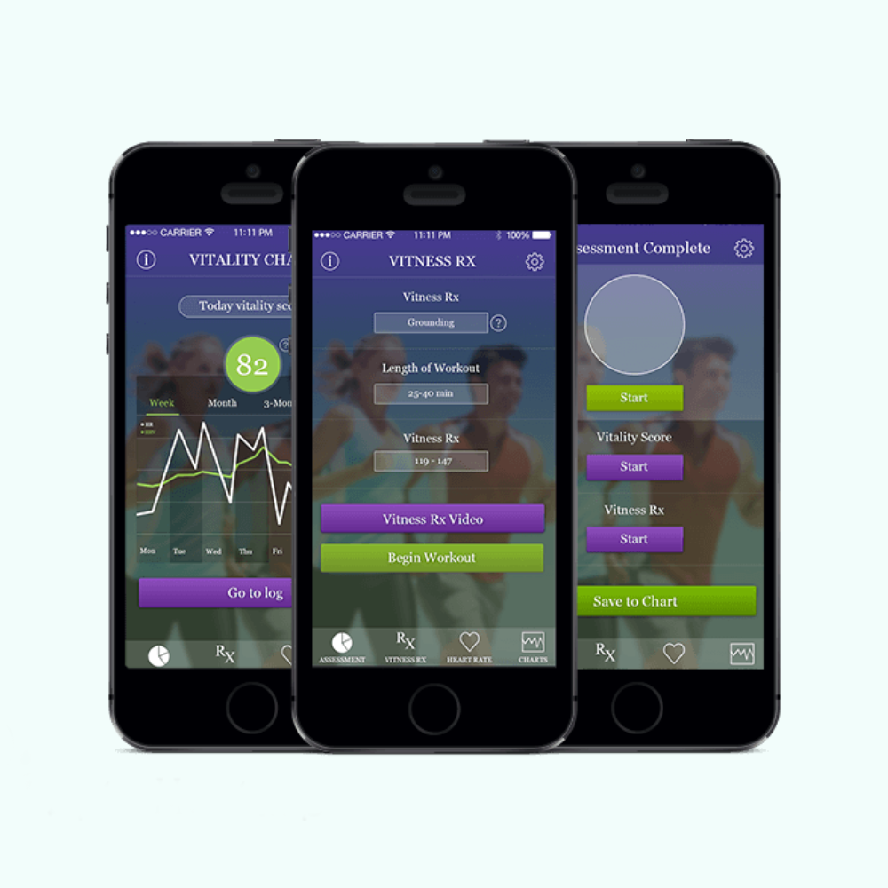 Vitness Health App