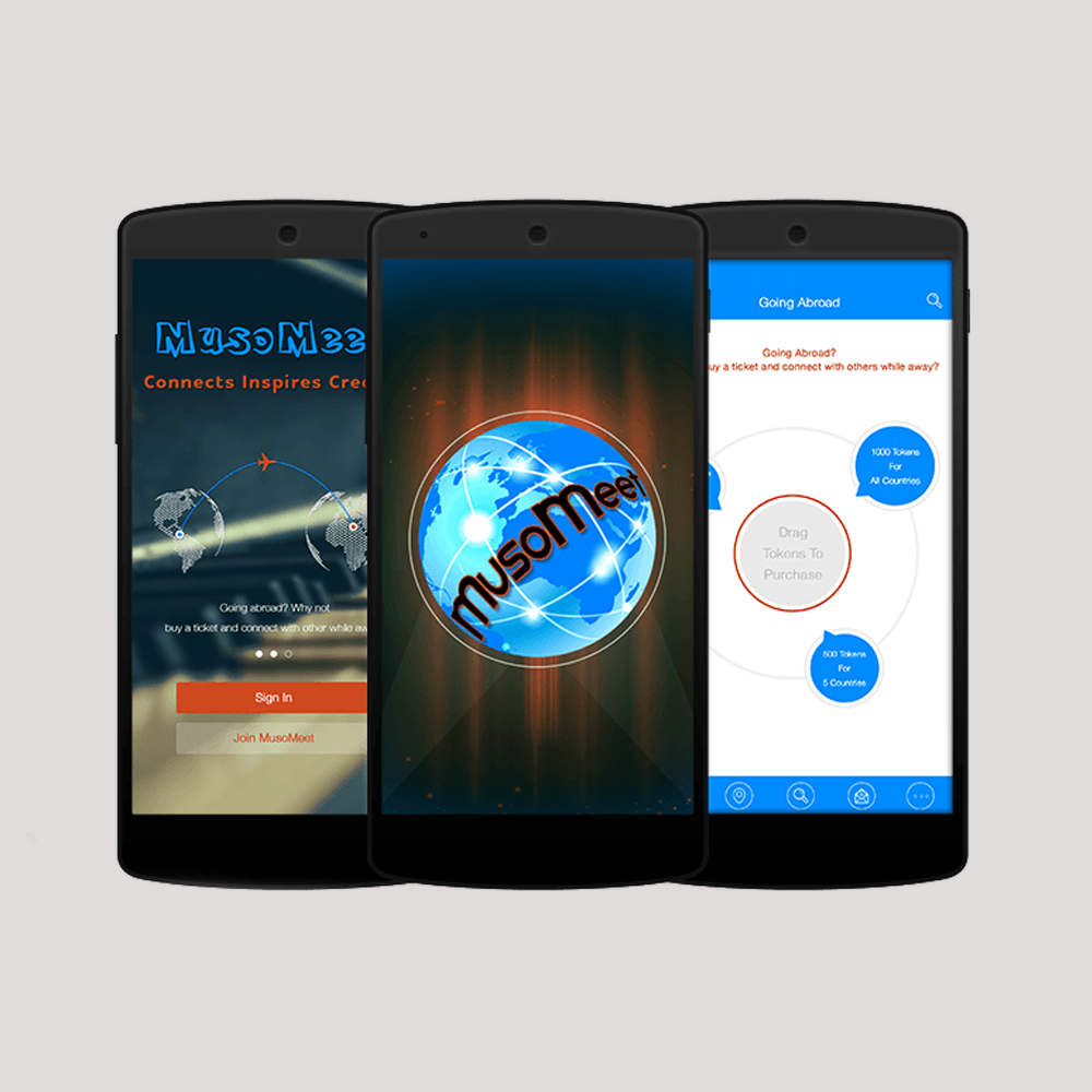 Musomeet  Social Network Android App