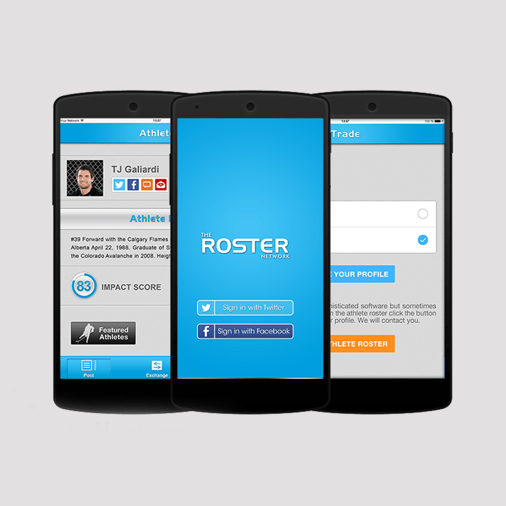 Roster Network