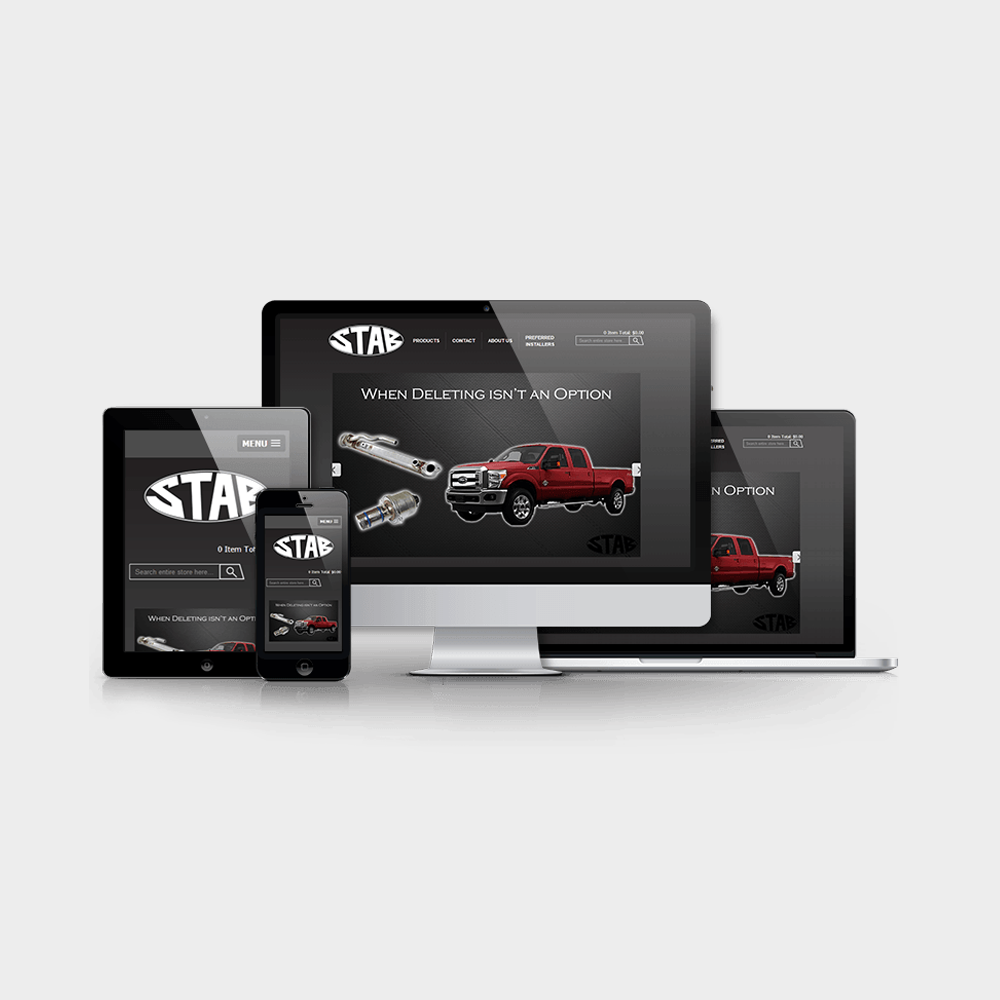 eCommerce Webstore for automobile dealer