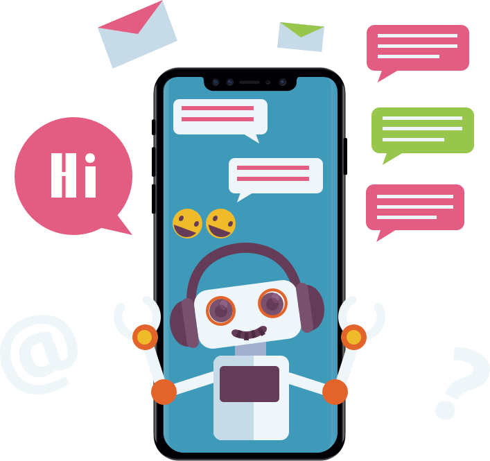 Our Chatbot Development Expertise for Industry Domains