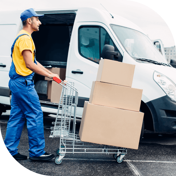 Smart contracts in Logistics