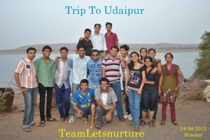 Team LN at Udaipur