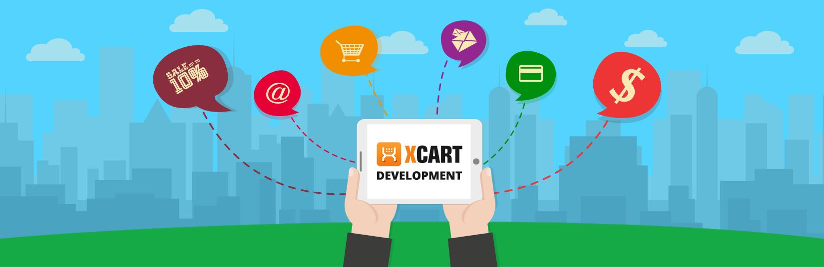 X-cart Development