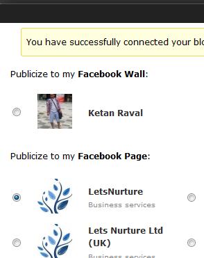 facebook, facebook publicize