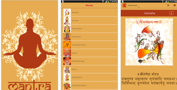 mantra-android-application