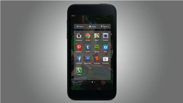 App Launcher Screen