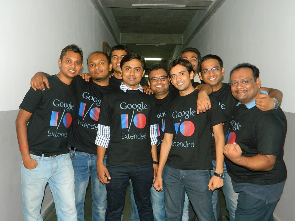 Google I/O Extended Event at LetsNurture with GDGAhmedabad