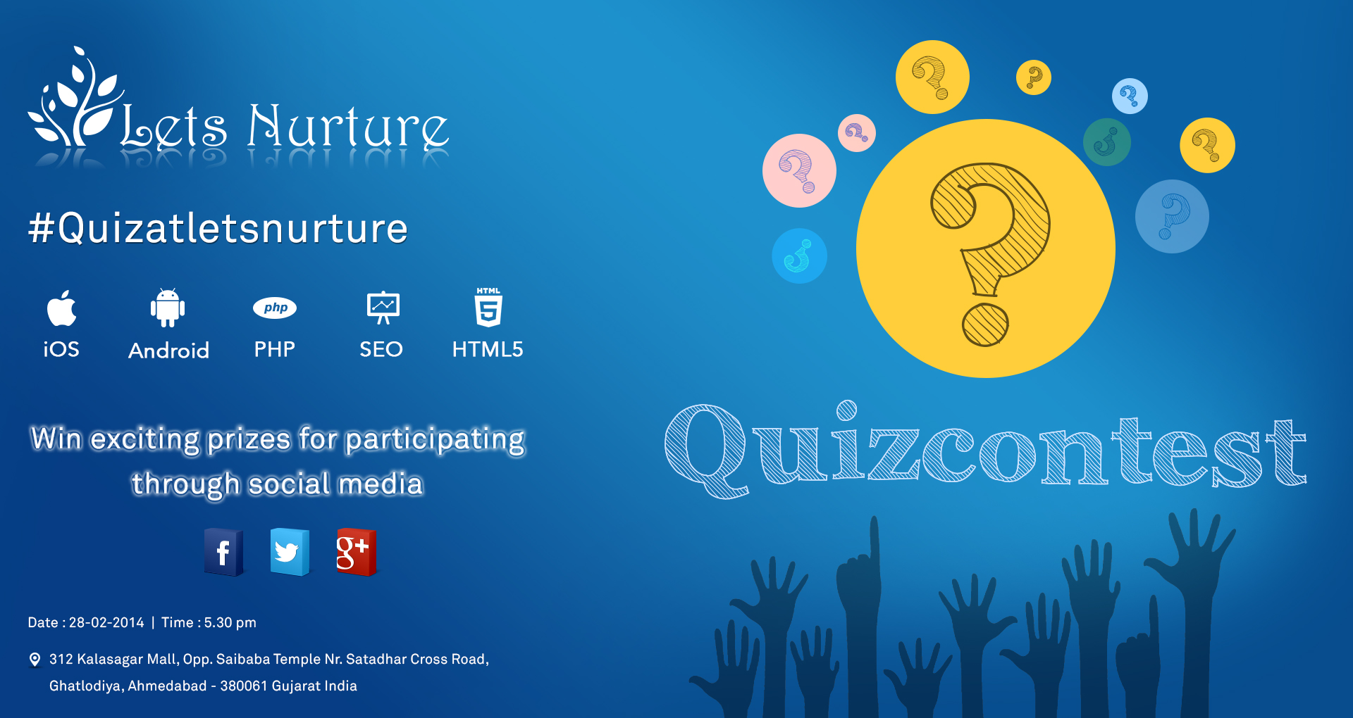 Quizcontest_Blue
