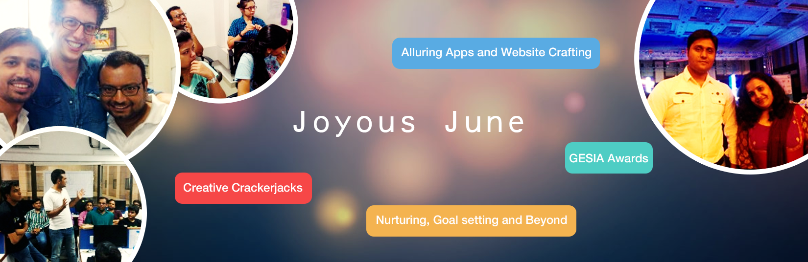 LetsNurture Celebrates Joyous June with A Set of New Goals