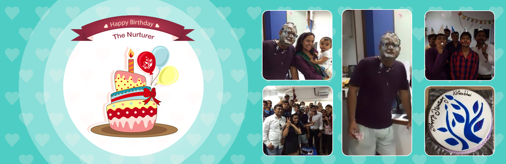Team LetsNurture Celebrates Birthday of The Nurturer In A Fun-filled Way!