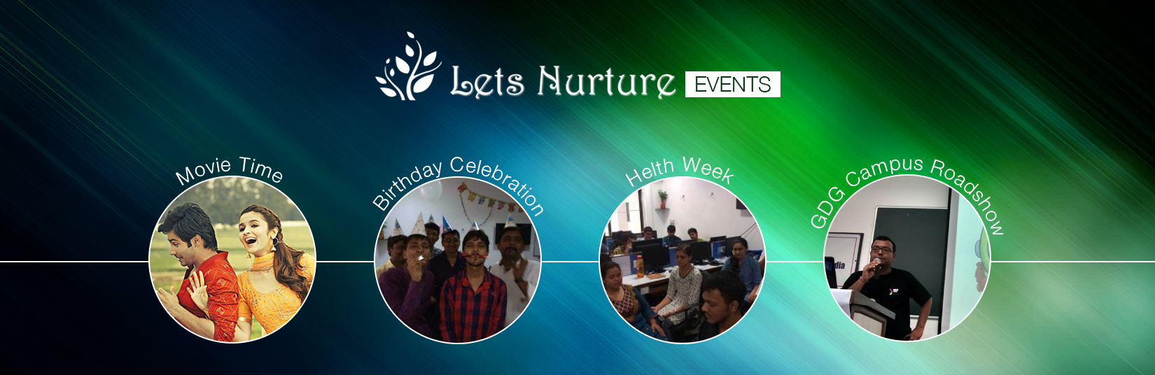 Letsnurture Event, July Month Event, Letsnurture Company Event