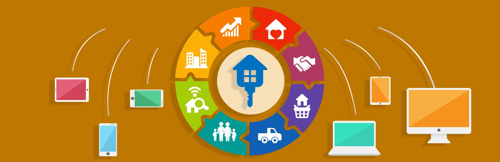 Real Estate App and Web Development