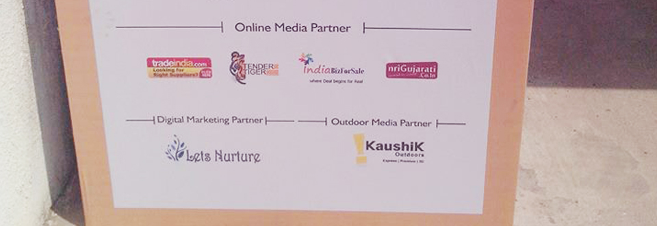 Gujarat Manufacturing show media partner Lets Nurture