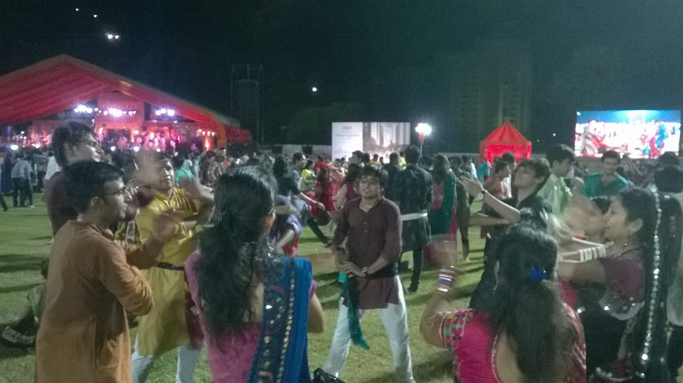 LetsNurture Grooves to The Tunes of Garba at Shantigram and Chokhi Dhani