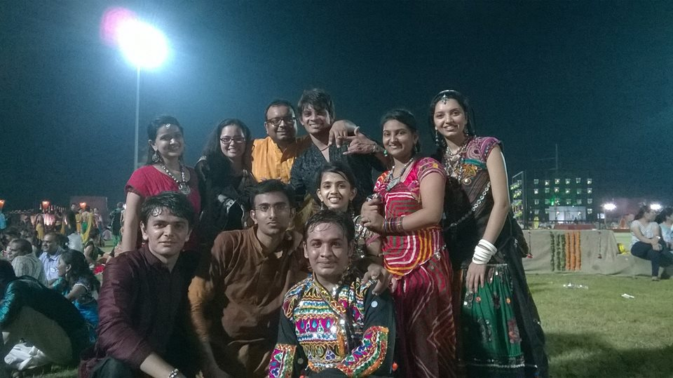 Navratri Celebration at LetsNurture