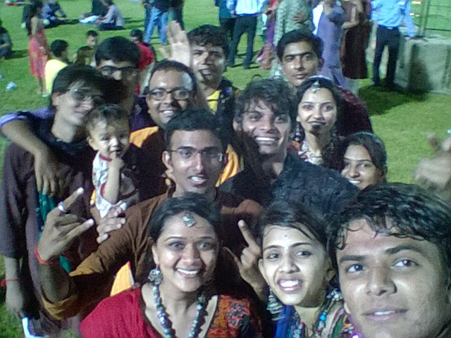 Lets Nurture celebrates Navratri