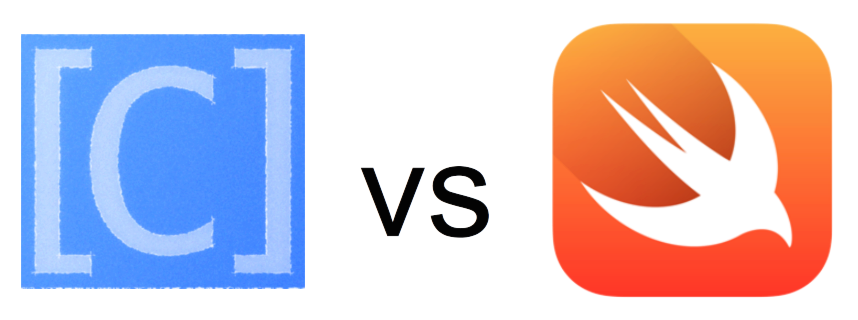 Objective C vs Swift