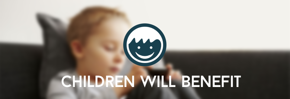 Children will benefit