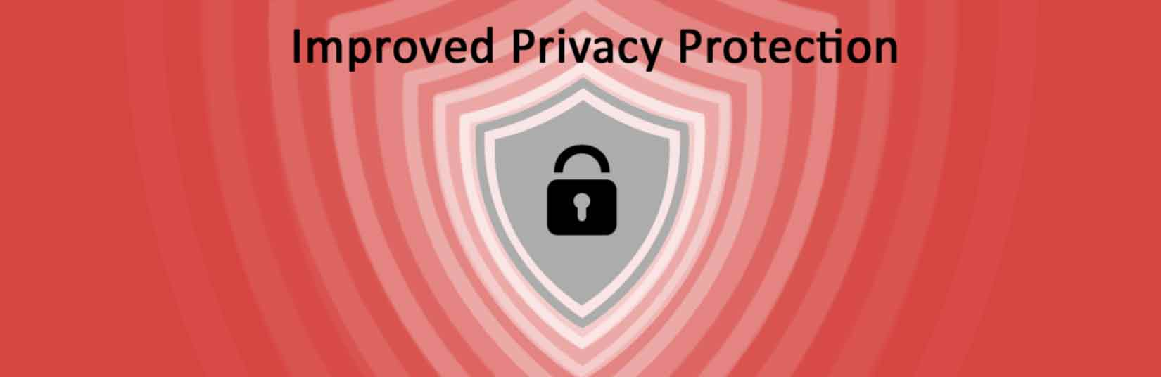 Improved privacy protection