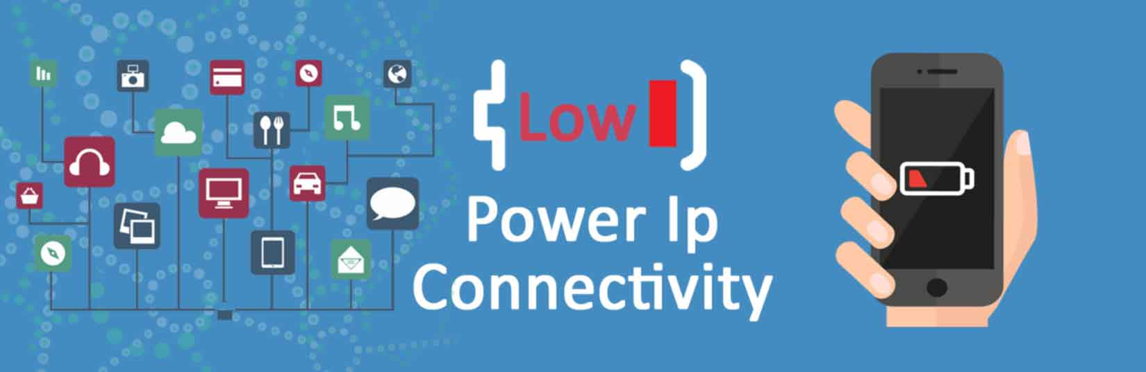 Low-power IP connectivity
