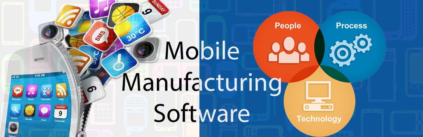 MOM, mobile manufacturing software