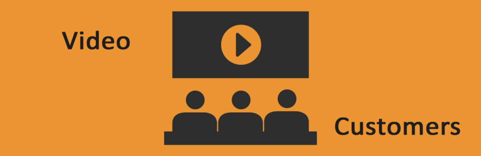 Videos engage customers, Videos will engage more customers