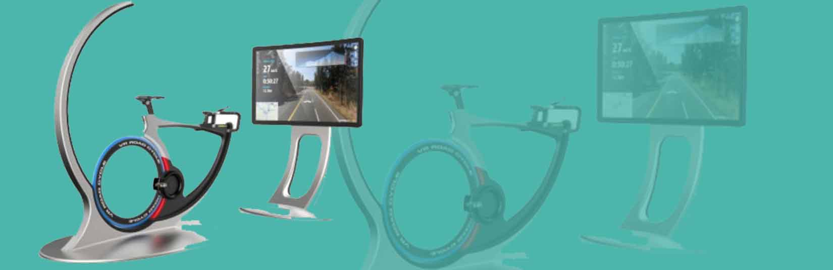 VR Road Cycle from Moneual