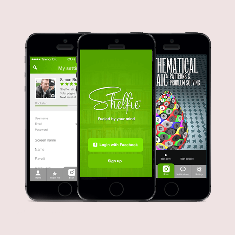 Custom Social Network Application For Book Readers