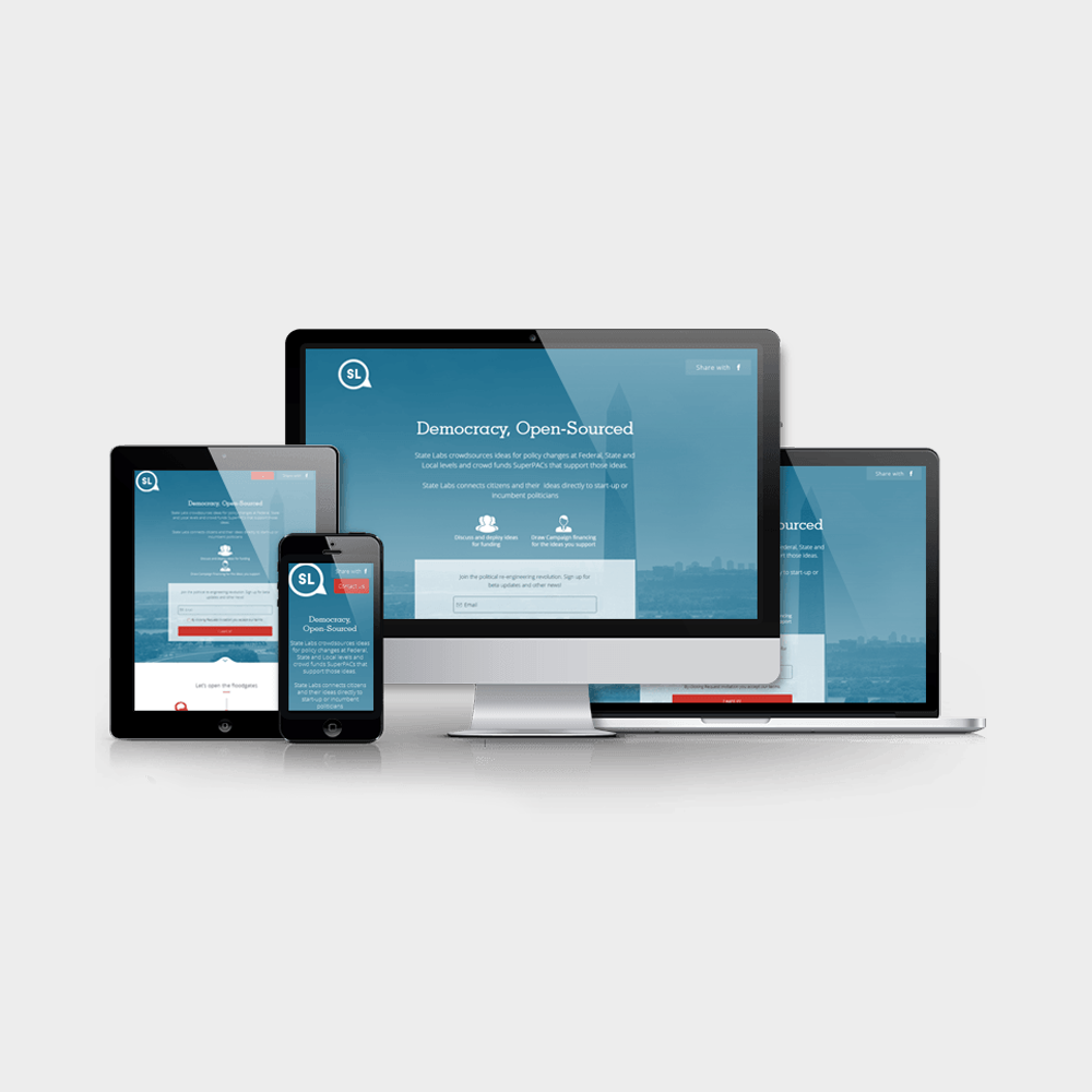 WordPress Responsive Website For Crowdfunded Forum
