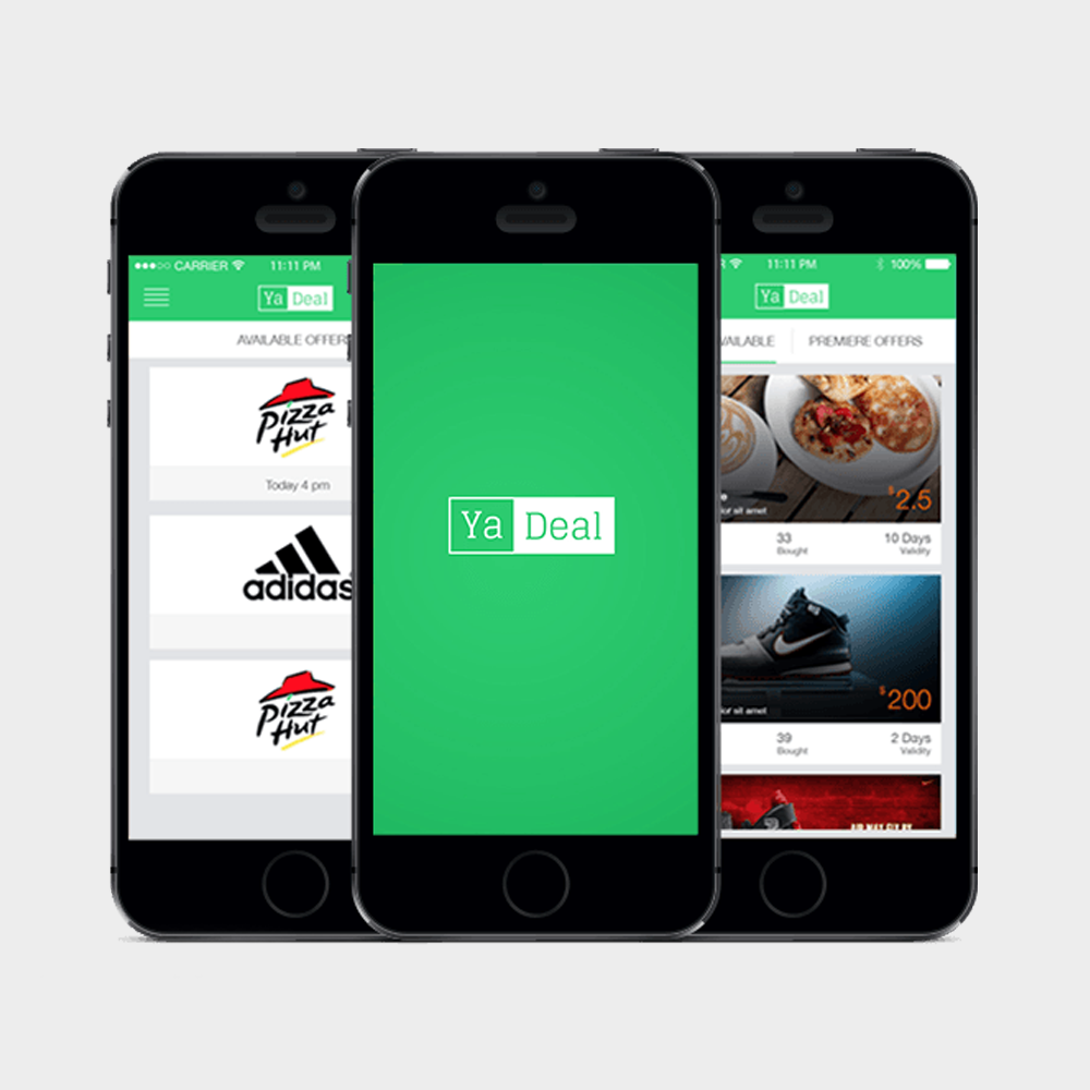 Daily Coupon / Deal Management Application