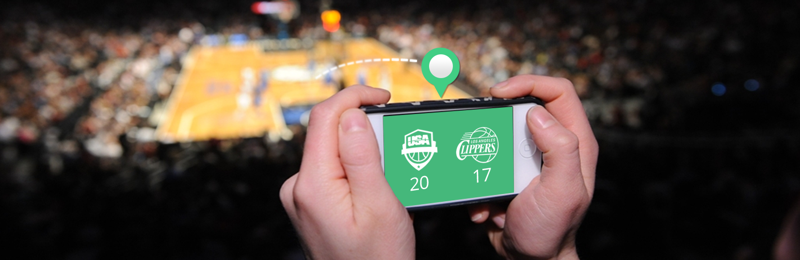 Beacons enables virtual athletic programs