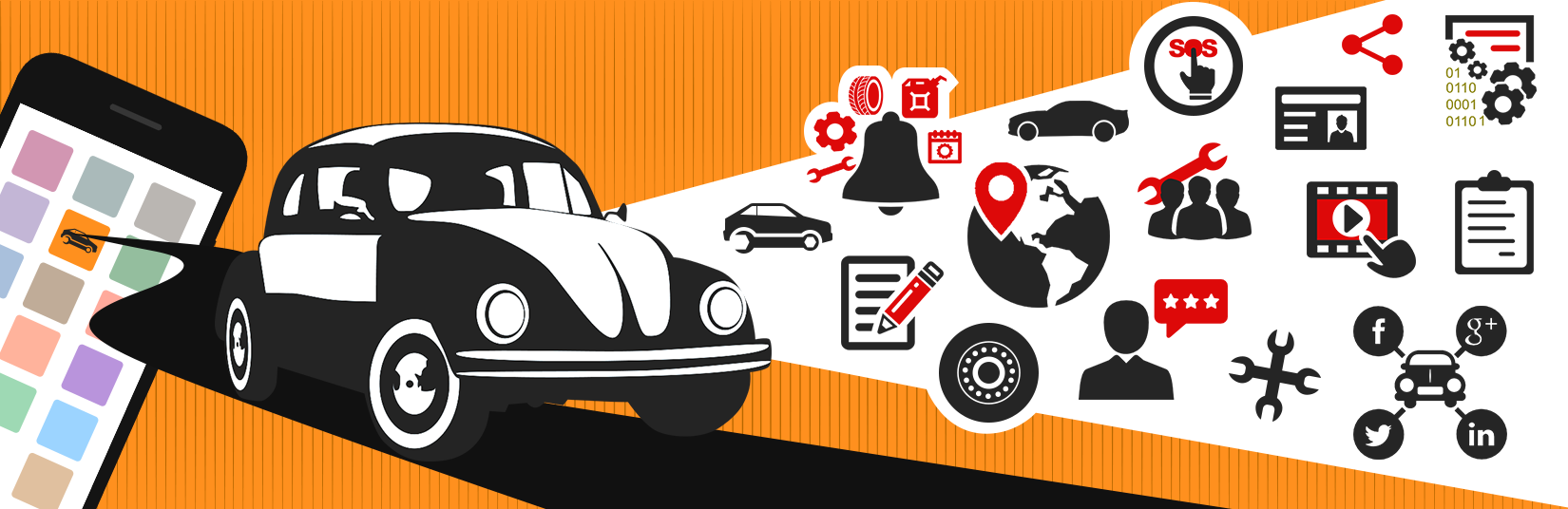 Automobile Car App Development Company For Android Amp Ios