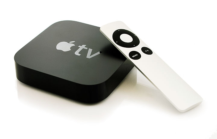 """TVOS"" the Operating System of Apple TV"