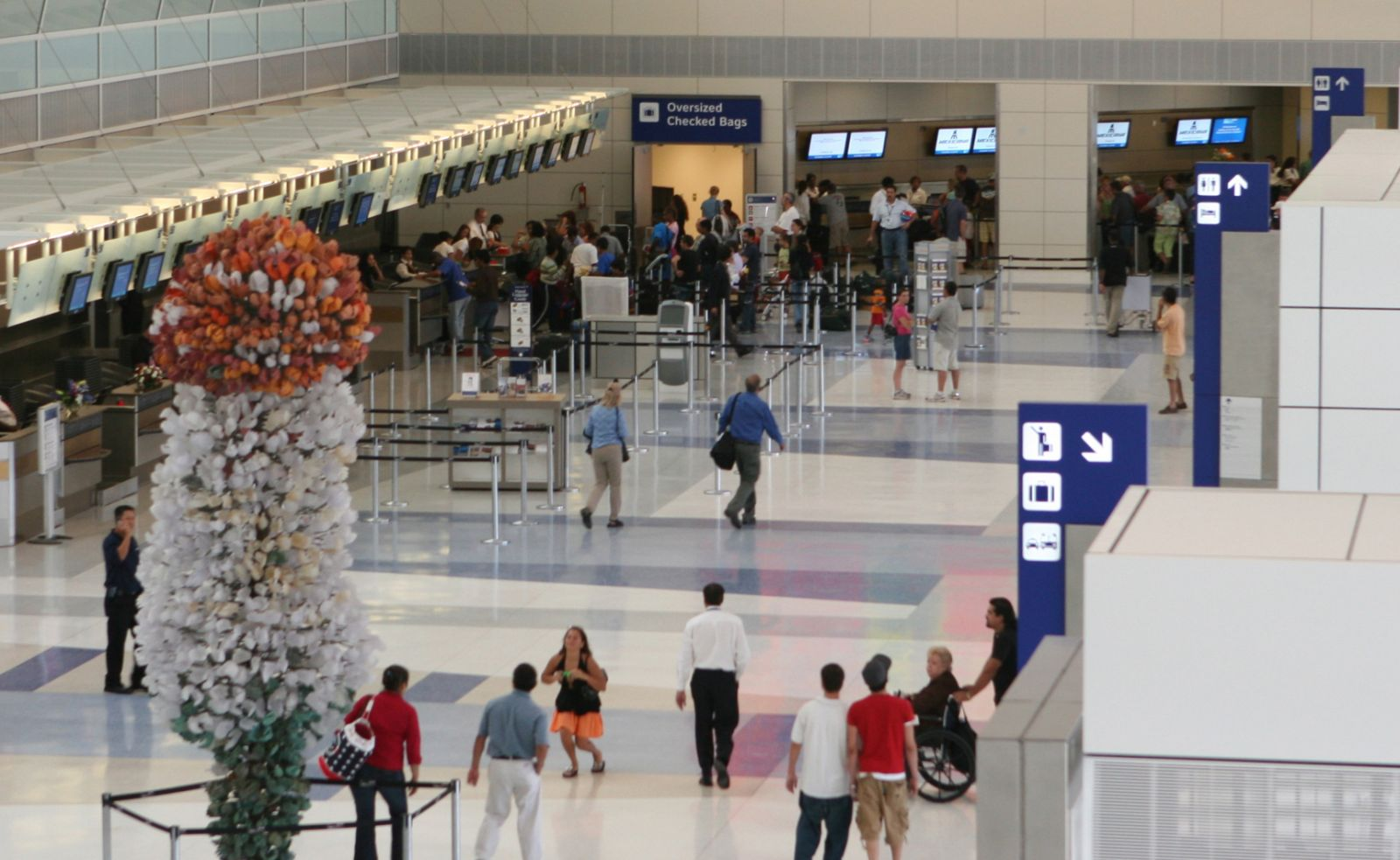 ACUS technology Is Helping Perth Airport Reduce The Passenger Processing Cost By 25%