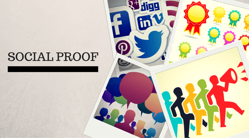 What is SOCIAL PROOF and why do you need it ?