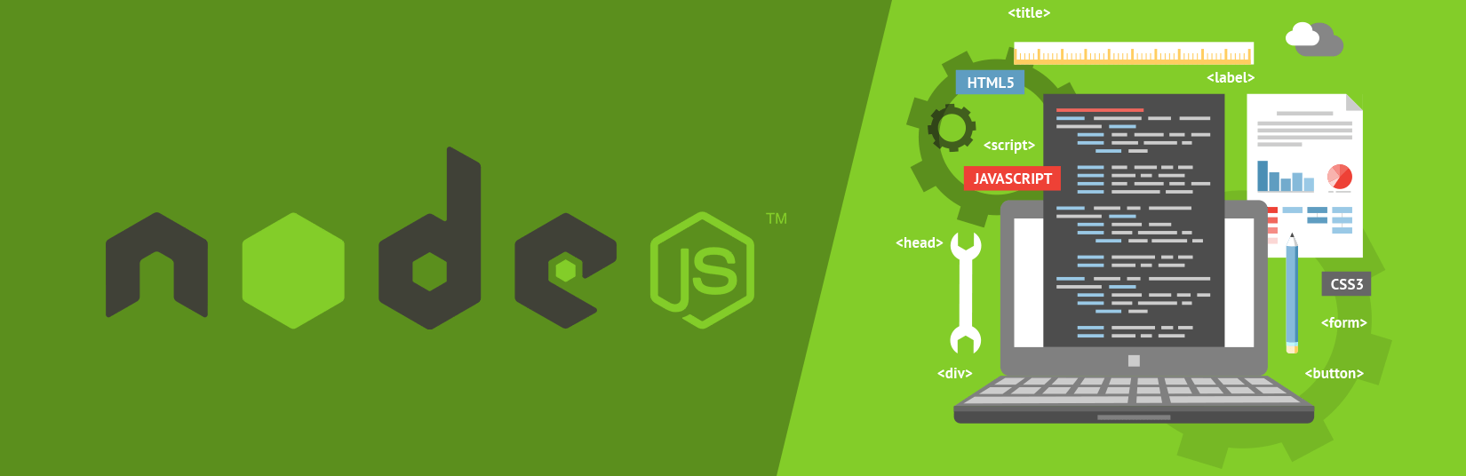 ALL YOU WANTED TO KNOW ABOUT NODE.JS