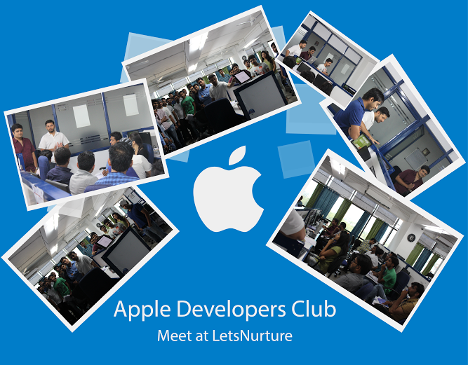 First Meet of Apple Developers Club at LetsNurture