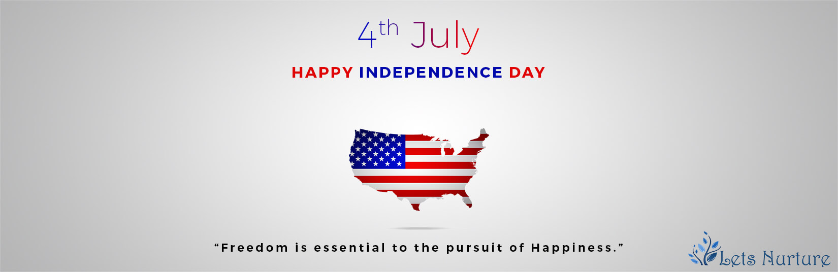 LetsNurture wishes America a Happy 4th of July!
