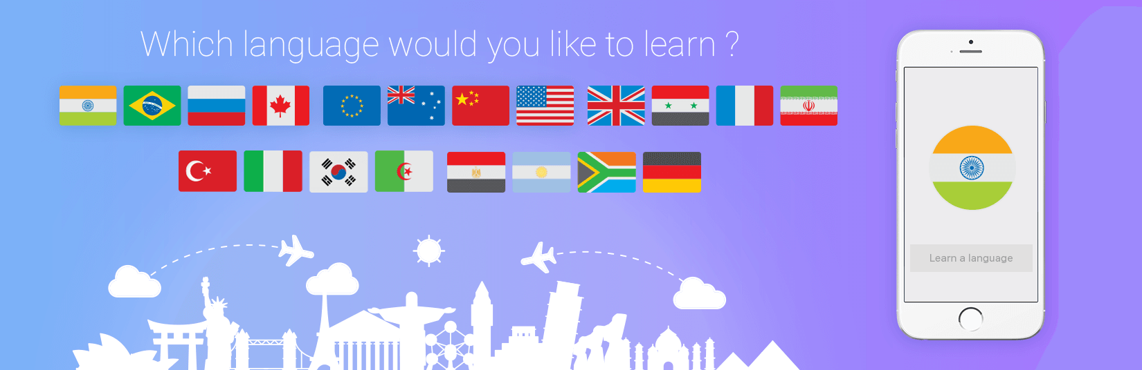 Mobile App is Easy Way for Learning a New Language