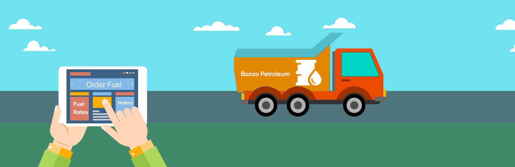 Now Get On-Demand Mobile Apps to Order Fuel Online