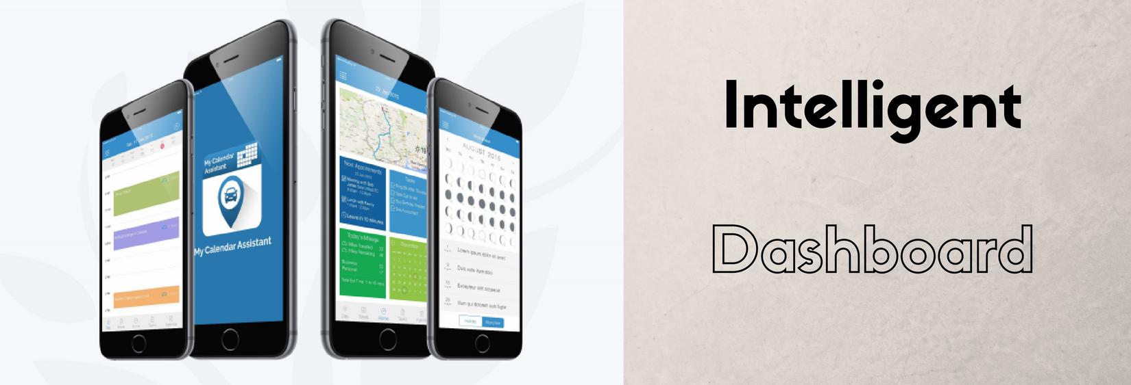 Designing ux for intelligent dashboard Building designing app