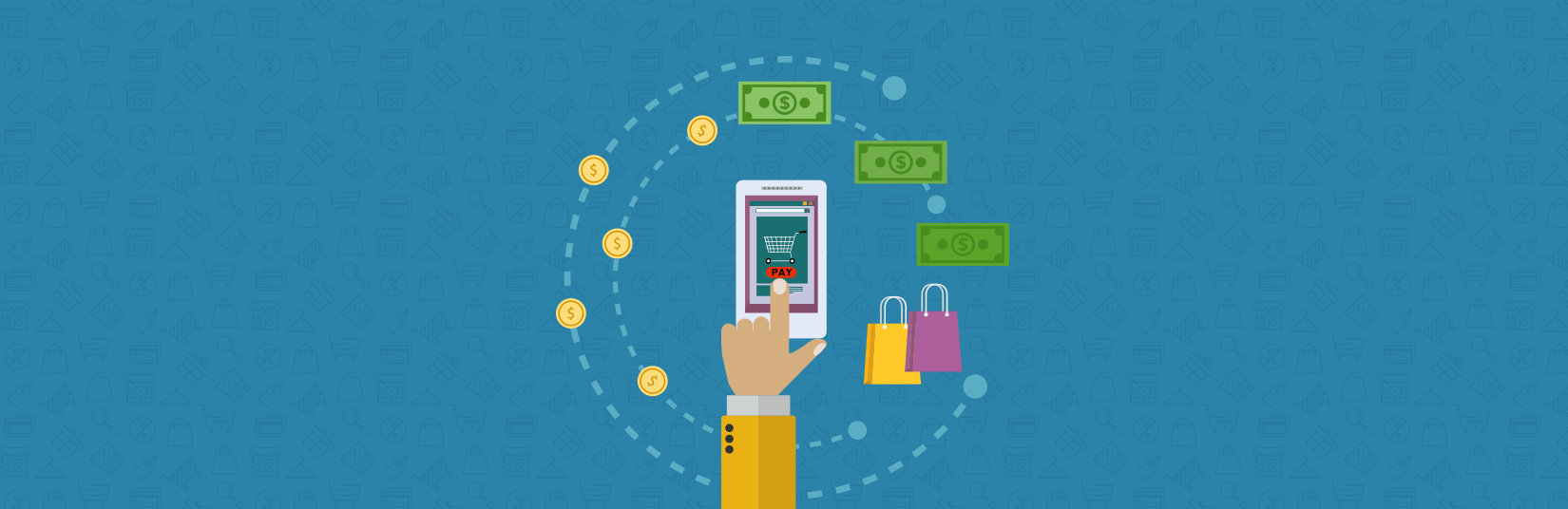 Why to integrate Cashless Payment Solutions for mobile apps