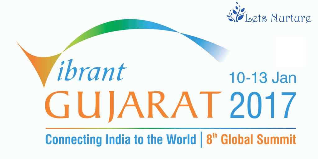 LetsNurture is proudly demonstrating at Vibrant Gujarat Global Summit 2017